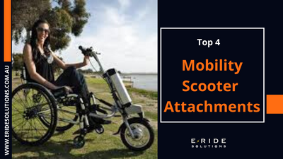 Top 4 Mobility Scooter Attachments