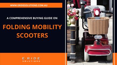 Folding Mobility Scooters: A Buying Guide