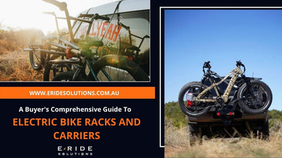 A Buyer's Comprehensive Guide on Picking the Perfect E-Bike Carrier Rack