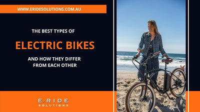The Best Types of Electric Bikes: How are They Different from Each Other?