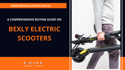 A Comprehensive Buying Guide on Bexly Electric Scooters