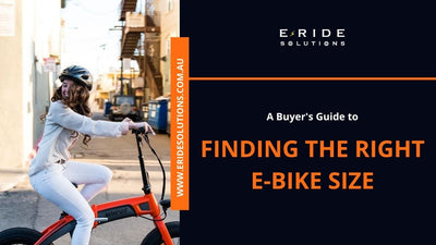 A Buyer's Guide to Finding the Right E-Bike Size