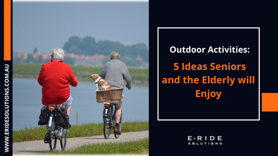 Outdoor Activities for Seniors and the Elderly: 5 Ideas they Will Enjoy
