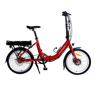 Smartmotion Vista Step Through Folding Electric Bike (With Free Phone Holder)