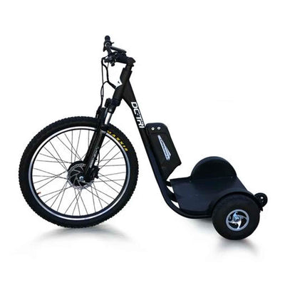 Movement Tech 5 Speed DC-Tri Electric Trike Bike 250 or 500 Watt