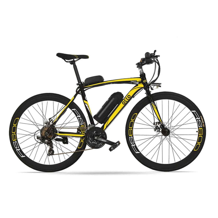 OTTO RS600 Electric City Bike (With Free Phone Holder)