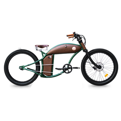 Rayvolt Cruzer Vintage Electric Bike