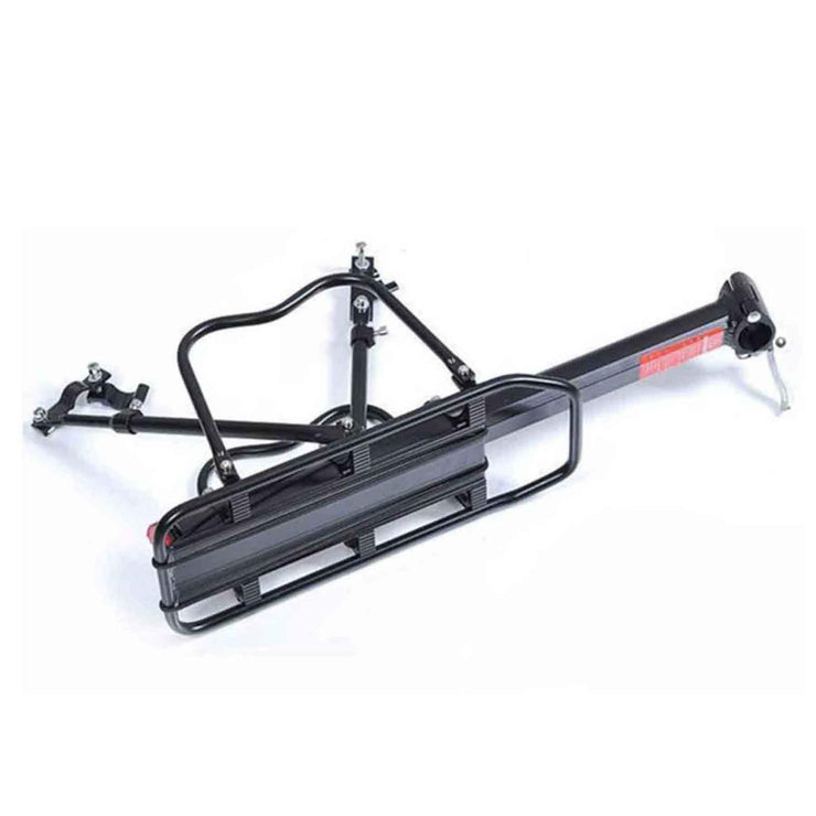Rear Pannier Luggage Carrier (Suits most Bikes)