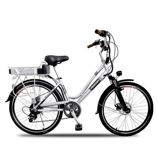OTTO Flying Pigeon Electric City Bike (With Free Phone Holder)