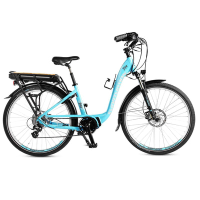 Smartmotion Mid City 8 Speed Electric Bike (With Free Phone Holder)