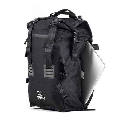 UBCO Pannier Back Pack With Handy Rain Cover