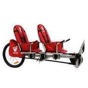 Weehoo Two Bike Trailer, Suitable for 1-2 Passengers