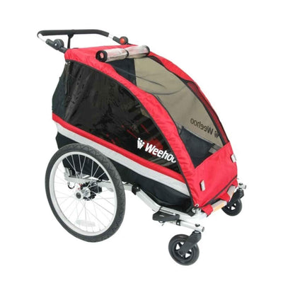 Weehoo Weego Bike Trailer and Stroller