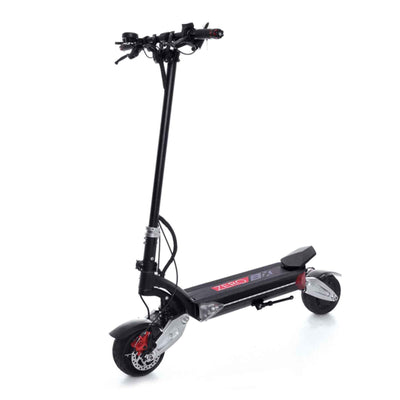 Zero 8x Electric Scooter (With Free Phone Holder)