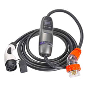 EVolution GIGER Portable Switchable EVSE EV Charger Up To 22Kw