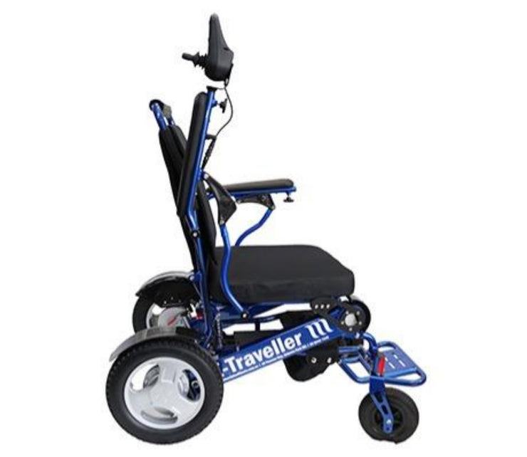 E-traveller 120 Electric Wheelchair