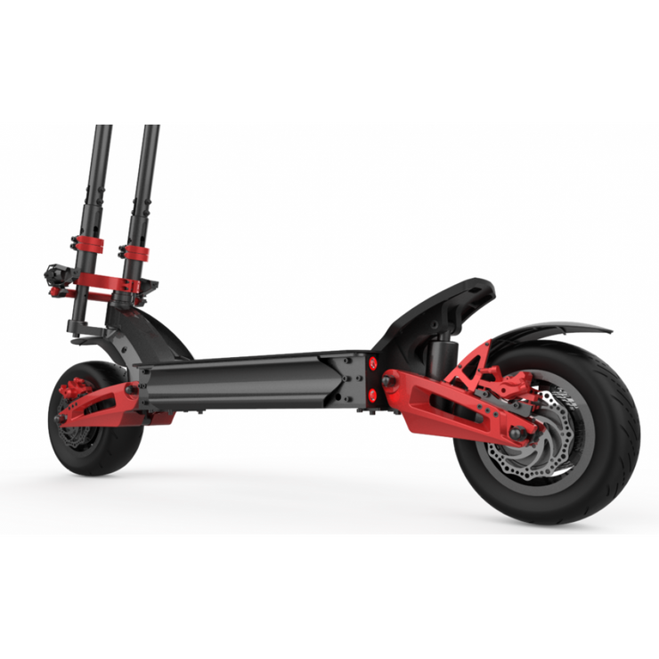 Zero 11X Electric Scooter (With Free Phone Holder)
