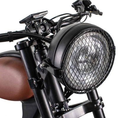 Ezriderz Electric Bike Headlight Protector