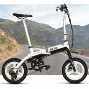 OTTO A5 Foldable Electric Bike, 36V/8.7Ah Battery, 250W Motor, Up To 50km Range
