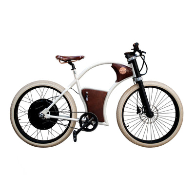 Rayvolt Torino Vintage Electric Bike