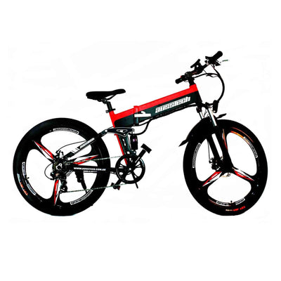 Ausstech Thunder Foldable Electric Mountain Bike
