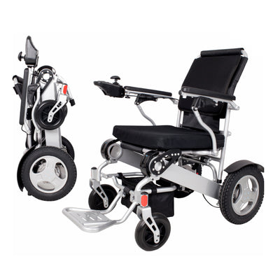 GiIani Engineering GED09 Foldable Electric Mobility Wheelchair