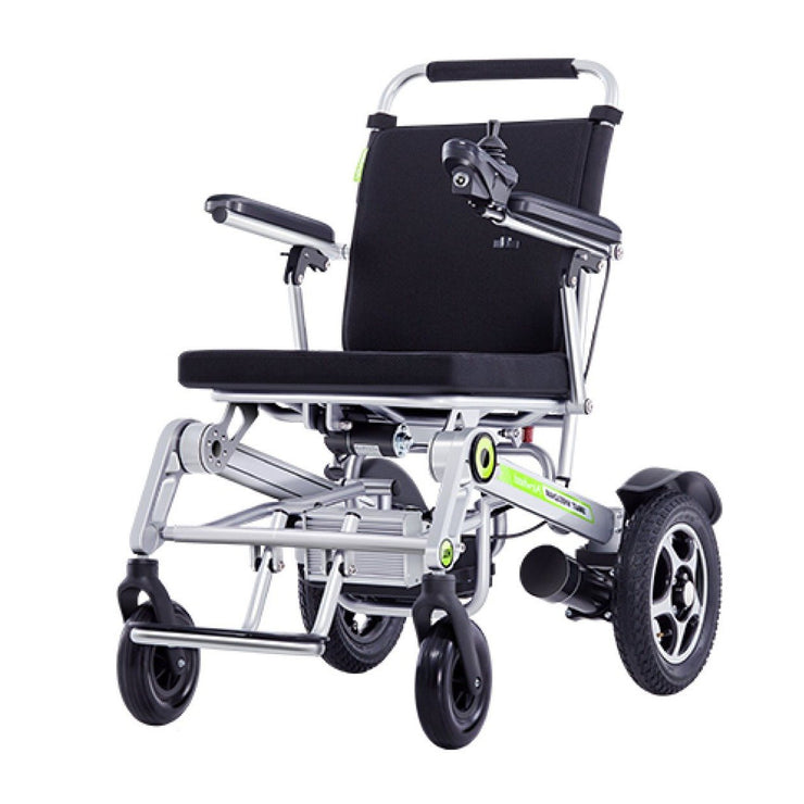 Gilani Engineering H3S Automatic Folding Electric Mobility Wheelchair