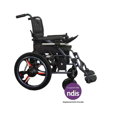 Gilani Engineering Multipurpose Electric Wheelchair