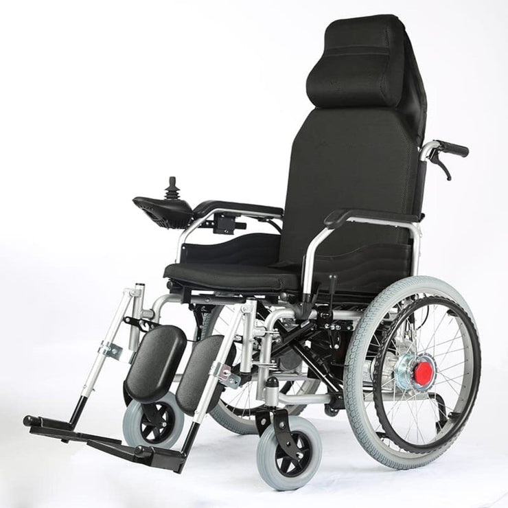 Gilani Engineering GEMN302 Electric and Manual Foldable Wheelchair