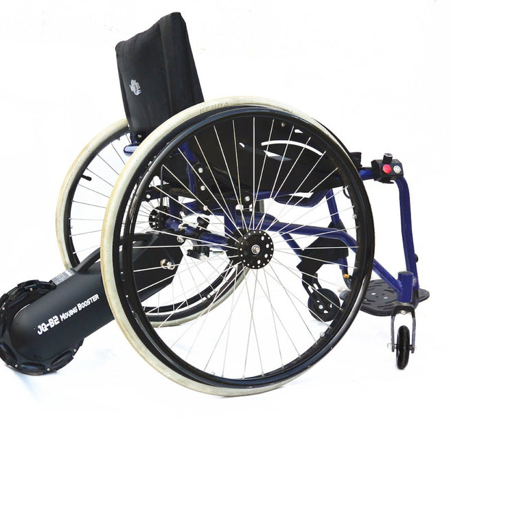 Gilani Engineering Smart Power Assist Wheelchair Attachment