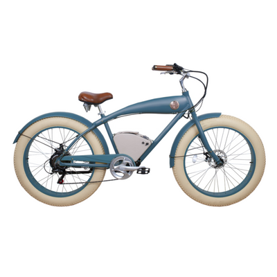 Rayvolt Beachin Vintage Electric Bike