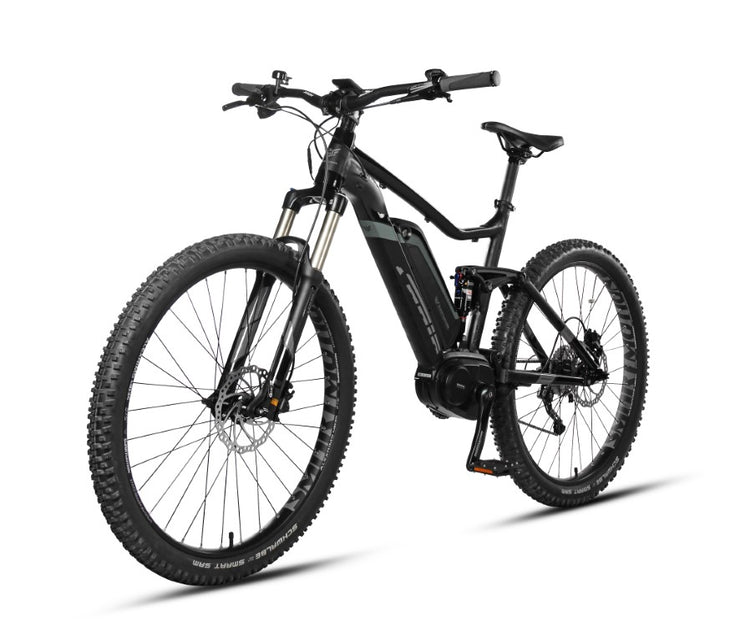 Smartmotion Hypersonic Electric Mountain Bike (With Free Phone Holder)