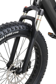 E-Ozzie AMG Electric Mountain Fat Bike