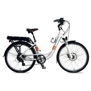 Smartmotion E-City Electric Bike  (With Free Phone Holder)