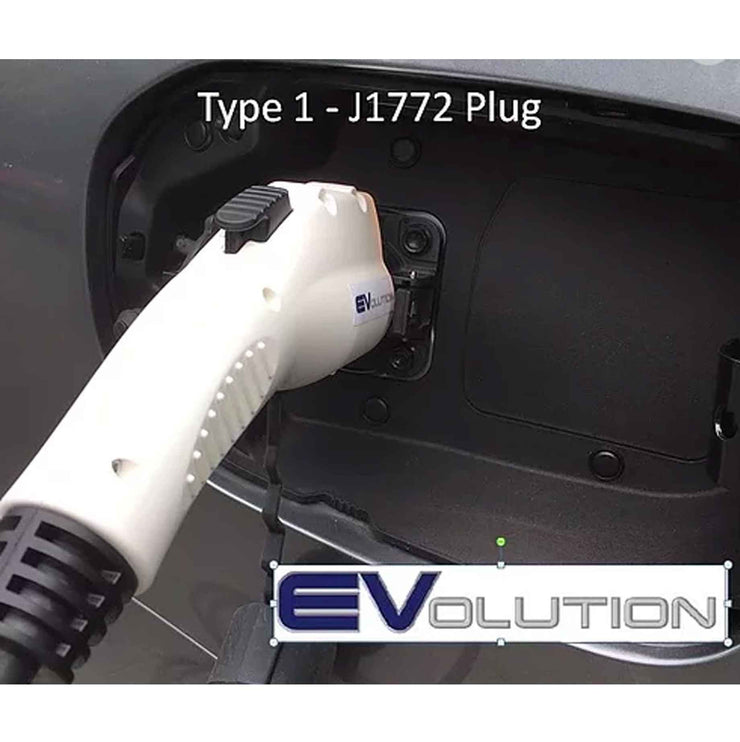 EVolution Portable Switchable EVSE EV Charger Up to 10 Amps (2.4kw)