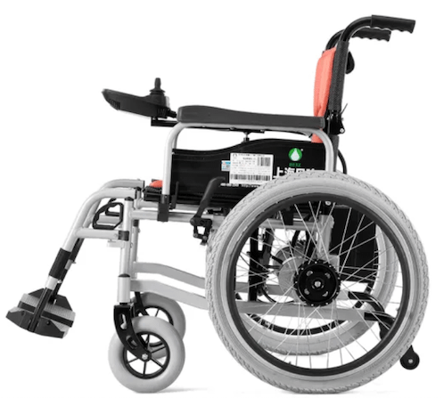 Gilani Engineering GEMN301X Self Propelled Electric Wheelchair