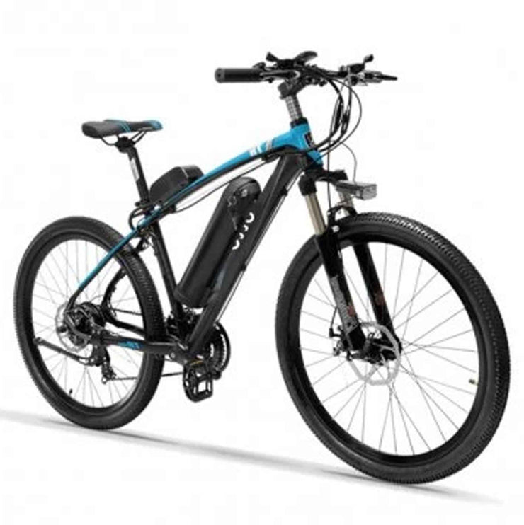 OTTO T8 Electric Mountain Bike (With Free Phone Holder)