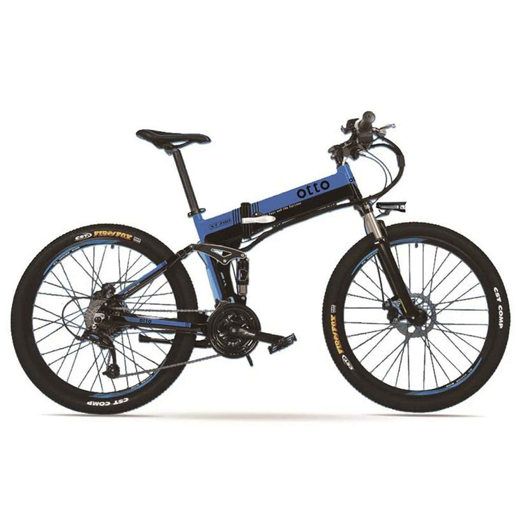 OTTO XT700 Foldable Electric Mountain Bike  (With Free Phone Holder)