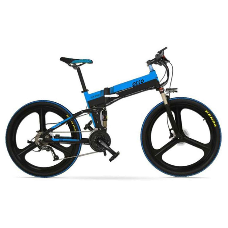 OTTO XT700 Plus Folding Electric Mountain Bike (With Free Phone Holder)