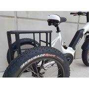 Overide Whipper Deluxe Electric Trike Bike