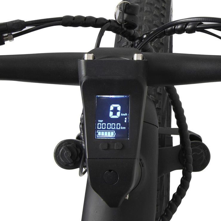 E-Ozzie Marvel Electric Mountain Bike