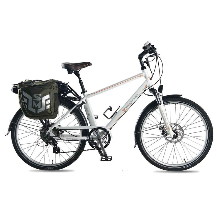 Smartmotion E-Urban City Electric Bike (With Free Phone Holder)