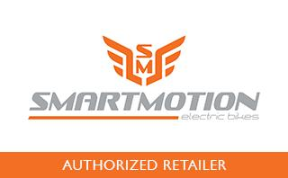 Smartmotion E20 Folding Electric Bike (With Free Phone Holder) - E-Ride Solutions