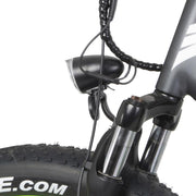 E-Ozzie Twisted XL Electric Mountain Bike