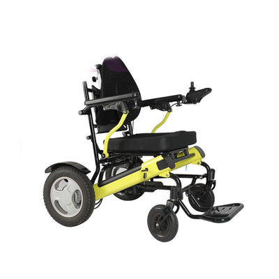 E-traveller 180 Ergo Electric Wheelchair