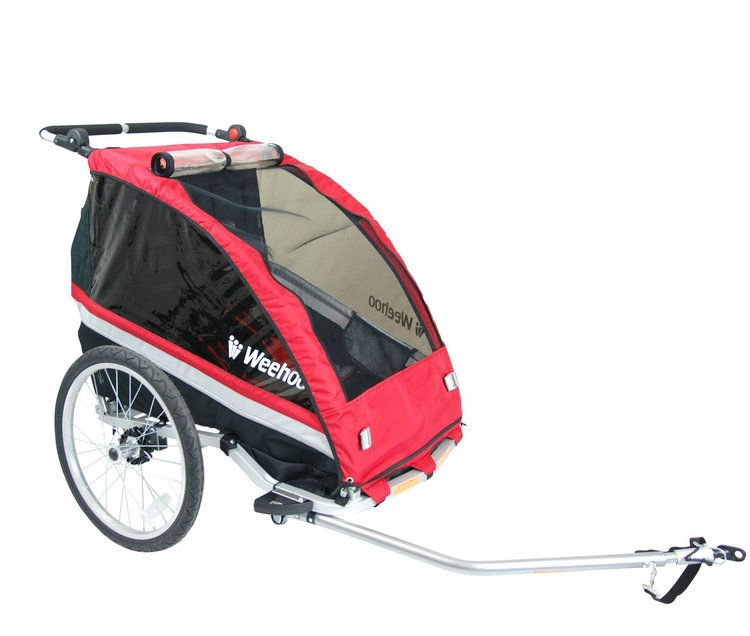Weehoo Weego Bike Trailer and Stroller (With Free Shipping)