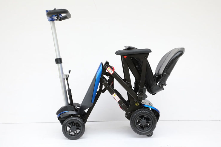 Solax Transformer Soft Tail Mobility Electric Scooter (With Complimentary Movie Tickets)