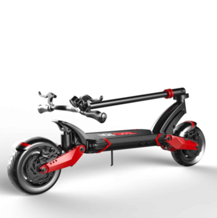 Zero 10X Electric Scooter, Dual Motor (With Free Phone Holder)