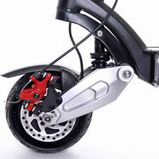 Zero 8x Electric Scooter, Dual Motor (With Free Phone Holder)