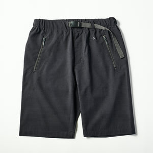 #3604 E-Z Shorts PS2 / poly mesh seersucker navy